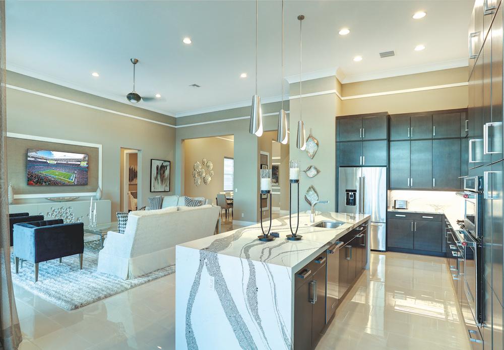 Luxury, Designer Model Homes Now Open