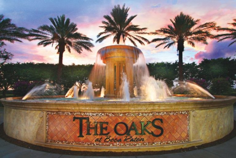 The Oaks Picture