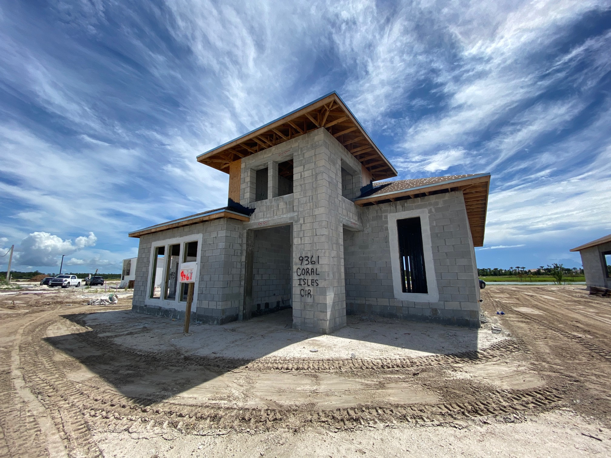 Progress Continues On Avenir Luxury Estate Home Models